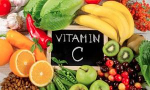 Vitamina C 300x180 - Como desbloquear as trompas de Falópio Naturalmente