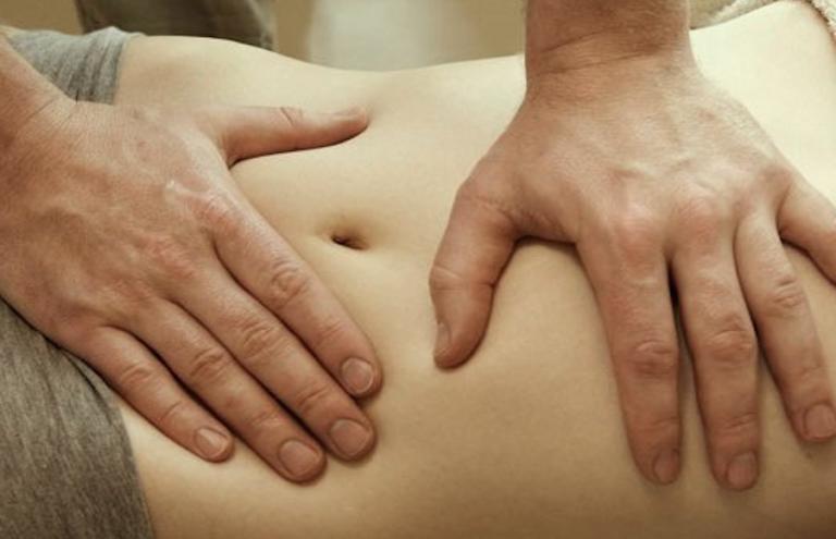 massagem de Fertilidade - Gravida e Saudável