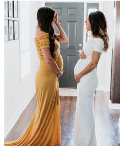 Os Estranhos são Melhores 246x300 - 19 motivo que a gravidez é o melhor momento para a vida de uma mulher