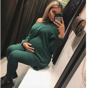 Tia Flo 296x300 - 19 motivo que a gravidez é o melhor momento para a vida de uma mulher